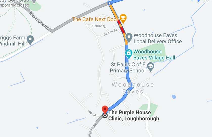 Loughborough Directions